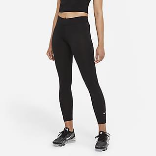 Nike Sportswear Essential เลกกิ้งเอวปานกลาง 7/8 ส่วนผู้หญิง