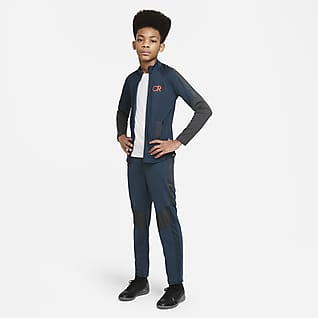 Nike Dri-FIT CR7 Fußball-Trainingsanzug für ältere Kinder