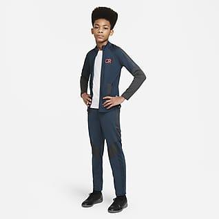 Nike Dri-FIT CR7 Voetbaltrainingspak voor kids
