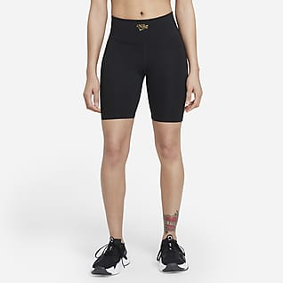 Nike One Femme Shorts for dame (18 cm)