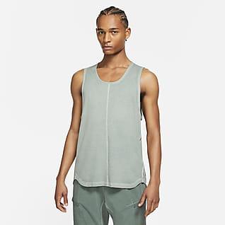Nike Yoga Dri-FIT Męska koszulka bez rękawów