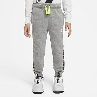Nike Pantalones de entrenamiento para niños talla pequeña