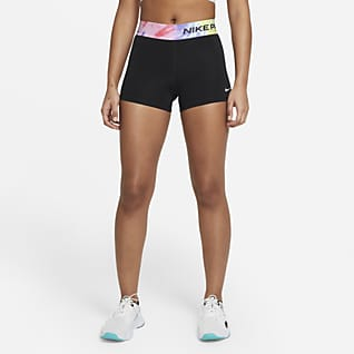 """Nike Pro Women's 3"""" Tie-Dye Shorts"""