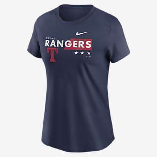 Nike Americana (MLB Texas Rangers) Women's T-Shirt