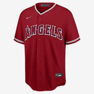 MLB Los Angeles Angels (Shohei Ohtani) Men's Replica Baseball Jersey