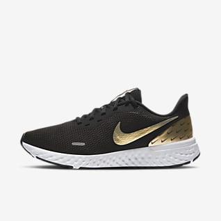 Nike Revolution 5 Premium รองเท้าวิ่งผู้หญิง