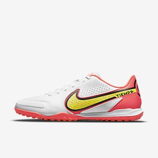 Nike Tiempo Legend 9 Academy TF รองเท้าฟุตบอลสำหรับพื้นสนามหญ้าเทียมสั้น