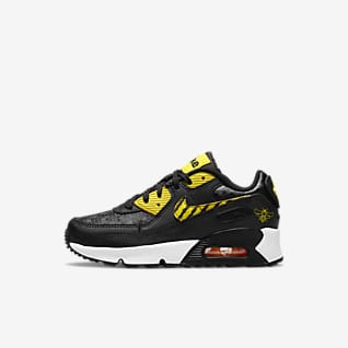 """Nike Air Max 90 SE """"Lil Bugs"""" Little Kids' Shoes"""