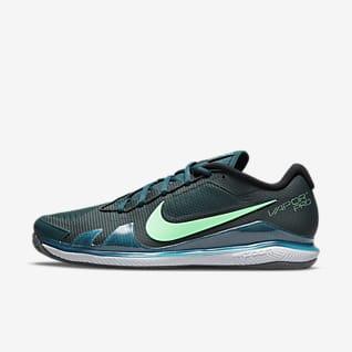 NikeCourt Air Zoom Vapor Pro Tennissko för grusunderlag för män