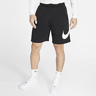 Nike Sportswear Club Shorts con grafica - Uomo