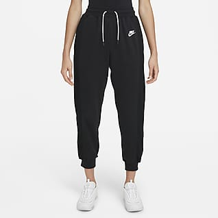 Serena Design Crew กางเกงเทนนิสขายาวผ้าฟลีซผู้หญิง