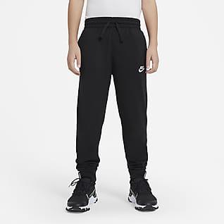 Nike Sportswear Older Kids' (Boys') Jersey Joggers