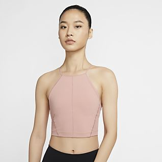 Nike Yoga Women's Cropped Tank