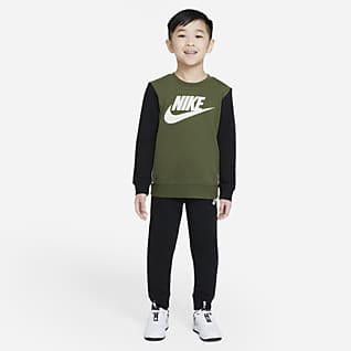 Nike Younger Kids' Crew and Trousers Set