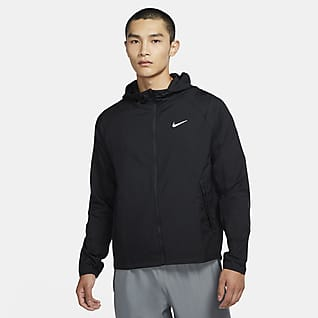 Nike Essential เสื้อแจ็คเก็ตวิ่งผู้ชาย