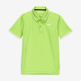 NikeCourt Dri-FIT Older Kids' (Boys') Tennis Polo
