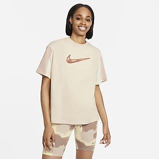 Nike Sportswear Essential Kortærmet top til kvinder