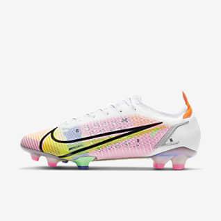 Nike Mercurial Vapor 14 Elite FG รองเท้าสตั๊ดฟุตบอลสำหรับพื้นสนามทั่วไป