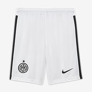 Inter Mailand 2021/22 Stadium Home/Away Nike Dri-FIT Fußball-Shorts für jüngere Kinder