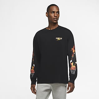 Nike Men's Basketball Long-Sleeve T-Shirt