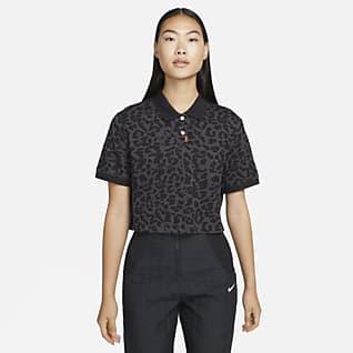 Nike 女款有領衫
