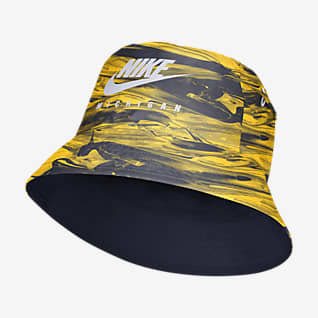 Nike College (Michigan) Bucket Hat
