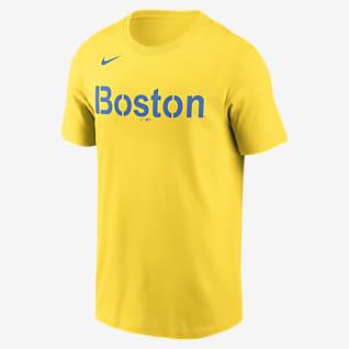 MLB Boston Red Sox City Connect (Xander Bogaerts) Men's T-Shirt