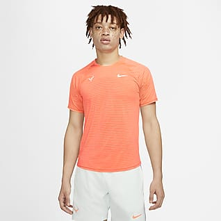 NikeCourt AeroReact Rafa Slam KurzärmligesTennisoberteil für Herren