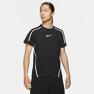 Nike Dri-FIT Sport Clash เสื้อเทรนนิ่งแขนสั้นผู้ชาย