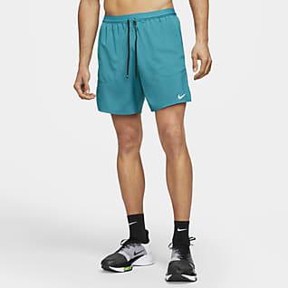 Nike Flex Stride Hardloopshorts met binnenbroek voor heren