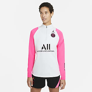 Paris Saint-Germain Academy Pro Camiseta de entrenamiento de fútbol para mujer