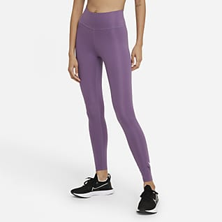 Nike Dri-FIT Swoosh Run Középmagas derekú, 7/8-os női futóleggings