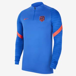 Atlético Madrid Strike Haut d'entraînement de football Nike Dri-FIT pour Homme