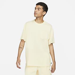 Nike Sportswear Premium Essentials T-skjorte med lomme til herre