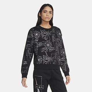 Nike Sportswear Icon Clash Haut en tissu Fleece pour Femme