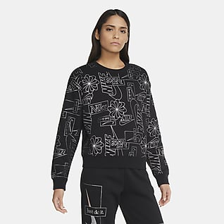 Nike Sportswear Icon Clash Fleeceoverdel til dame