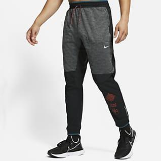 Nike Phenom Elite Wild Run Pánské pleteninové běžecké kalhoty