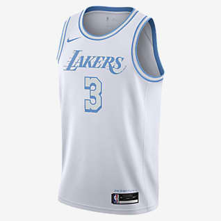 Los Angeles Lakers City Edition Maglia Swingman Nike NBA