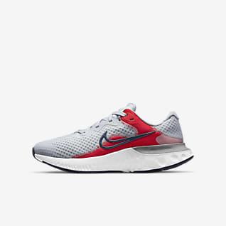 Nike Renew Run 2 Hardloopschoenen voor kids (straat)