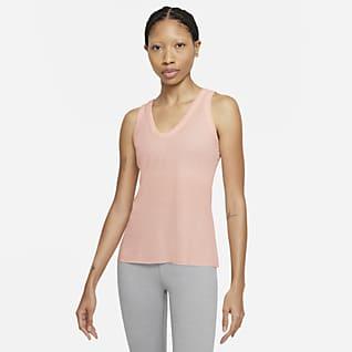 Nike Yoga Luxe Camiseta de tirantes para mujer