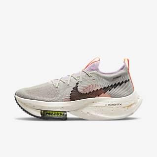 Nike Zoom Alphafly Next Nature Wedstrijdschoen (straat)