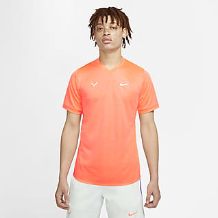 Rafa Challenger Haut de tennis à manches courtes pour Homme