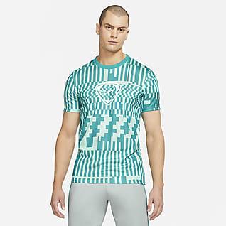 Nike Dri-FIT Academy Fotbolls-t-shirt för män