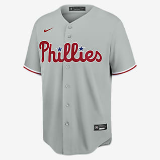 MLB Philadelphia Phillies Men's Replica Baseball Jersey