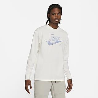 Nike Sportswear Playera de manga larga para hombre