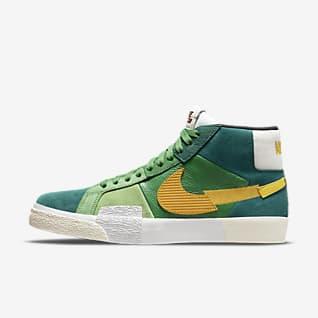 Nike SB Zoom Blazer Mid Premium Skateboardová bota