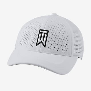 Nike AeroBill Tiger Woods Heritage86 Perforated Golf Hat