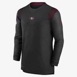 Nike Dri-FIT Sideline Player UV (NFL San Francisco 49ers) Men's Long-Sleeve T-Shirt
