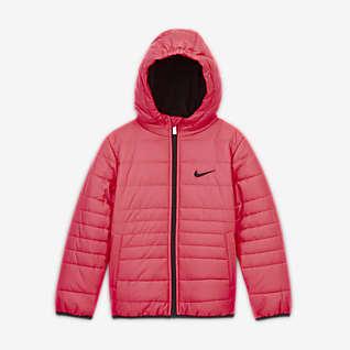 Nike Dynejakke til mindre børn