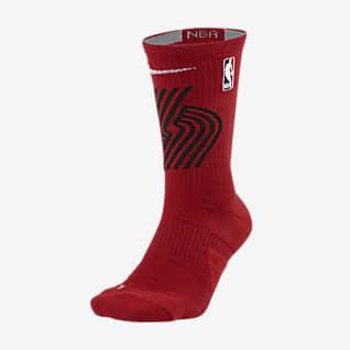 Portland Trail Blazers Elite Calcetines largos Nike NBA